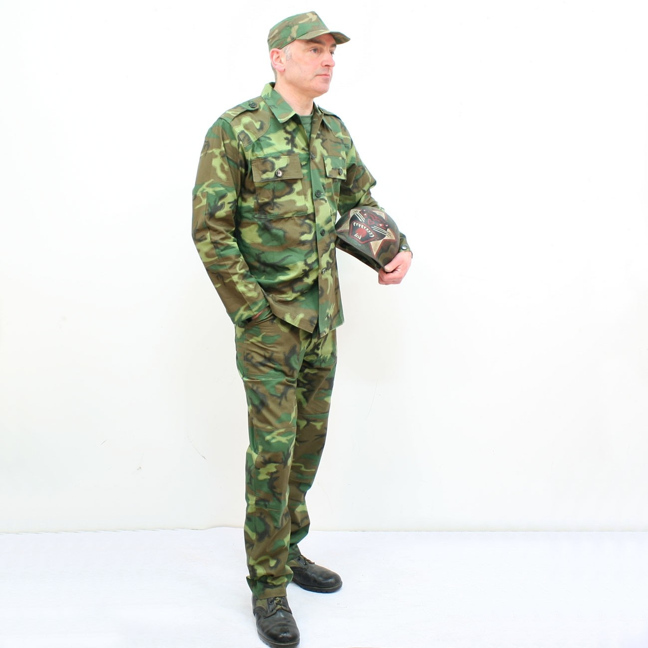 New this week ARVN Ranger camouflage uniform