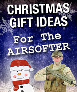 Christmas Gift Ideas Airsoft