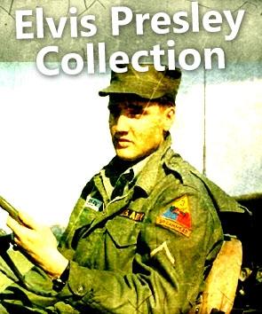 Elvis Presley Replica Army Uniforms
