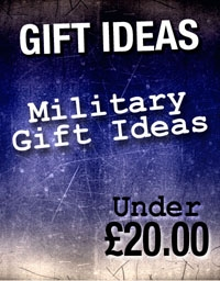 Military Gifts under £20.00
