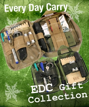 EDC Every Day Carry Essentials
