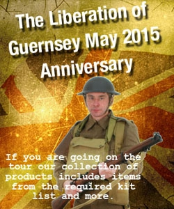 The Liberation of Guernsey May 2015 anniversary