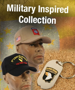 Military Inspired Fashion Items