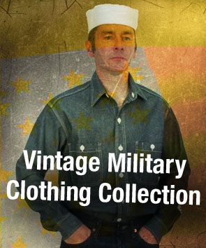 Military Vintage Clothing