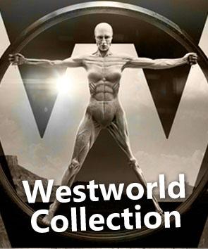Westworld TV Series Guns and Bits