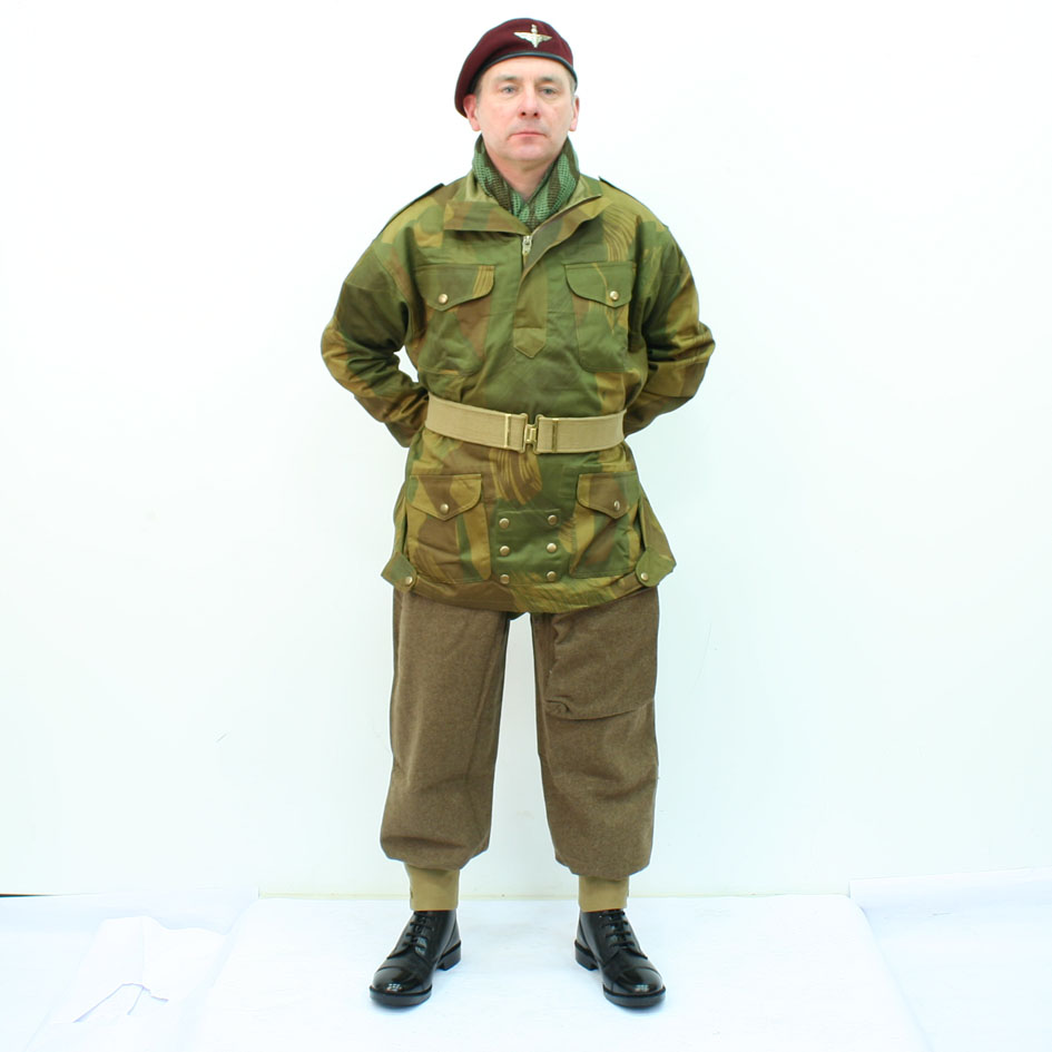 Soldier Of Fortune Modern Military Re-enactor Airsoft
