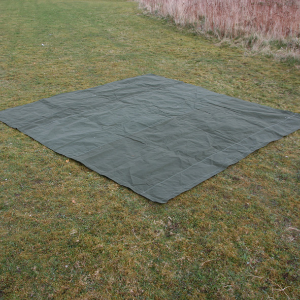 & US Small Wall Groundsheet by Kay Canvas