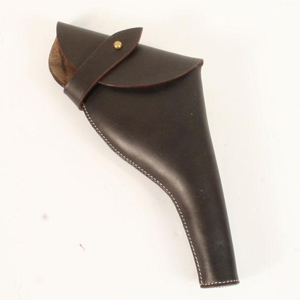 British Sam Browne pouch Leather British Webley Holster