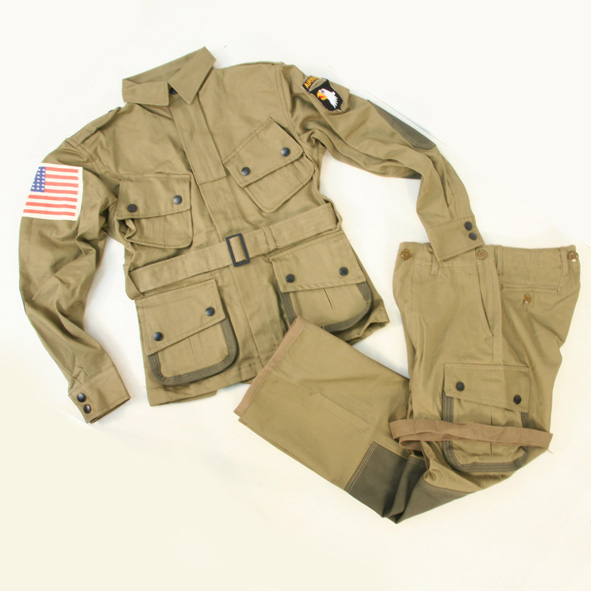 Kids 101st Airborne M42 Jump Suit Childrens Sized