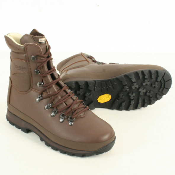 177e7957fc8 Altberg Warrior Microlight Brown Boots