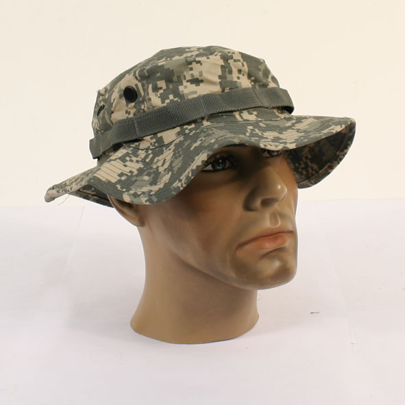 4ddc7f78fc8 ACU Digital Camo Boonie Hat