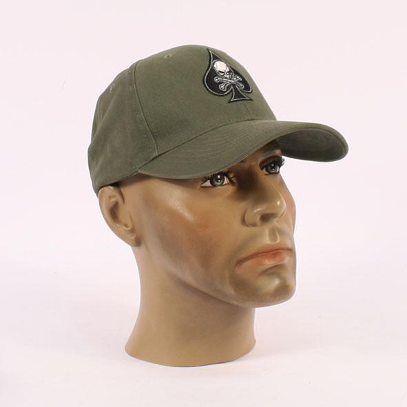 b027ec97b Ace of Spades Baseball Cap