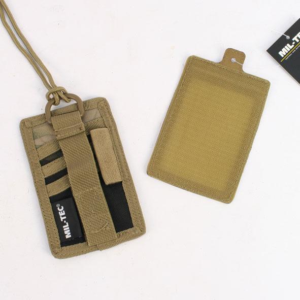 ID Card Case multitarn