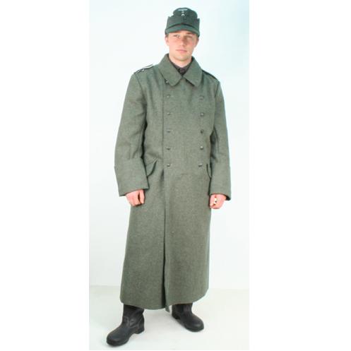 Ww2 German Wool Trench Coat כרית לתינוק, Germany Ww2 Trench Coat