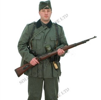 German M36 Uniform Guide