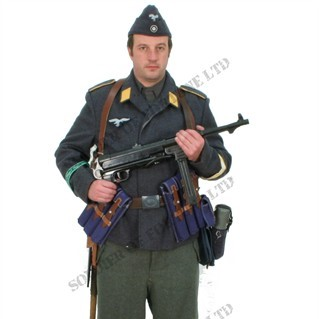 German WW2 Paratrooper Uniform Guide