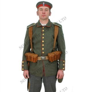 German WW1 M1910 Uniform Guide