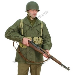 US M43 Winter 44/45 Uniform