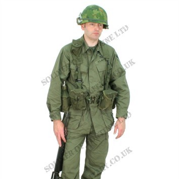US Vietnam Grunt 1967 Uniform