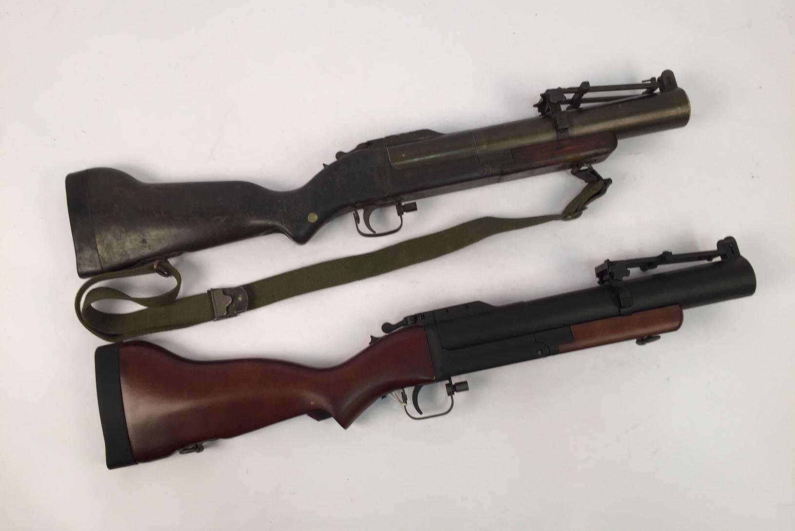M79 real versus airsoft